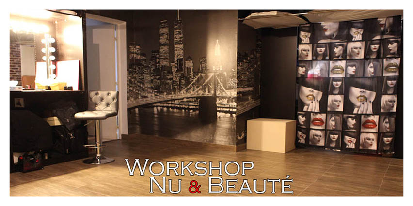 Workshop Nu Beaute is powered by BOMAG Beauty & Sexy Fashion Editorial Magazine, and he enjoys it !