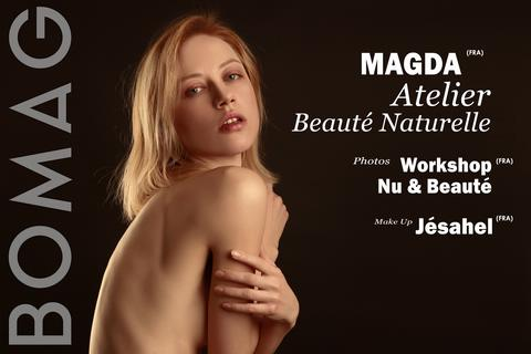 magda kulpinska in atelier beaute naturelle by workshop nu beaute