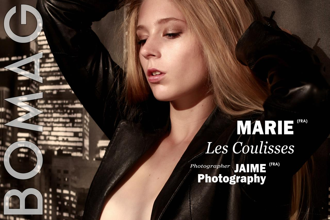 marie in les coulisses by jaime photography