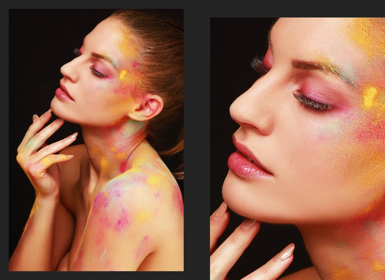 natascha bintz in color jets by jm fashion beauty